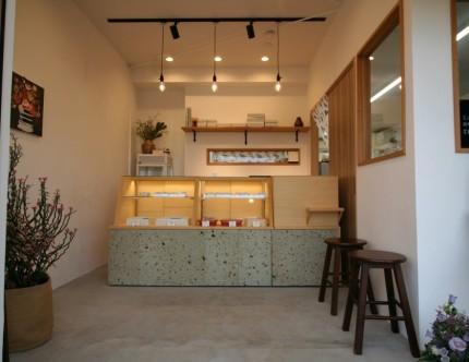 店舗改装 内装 ナチュラル ナカムラ屋 三重県松阪市 APOA