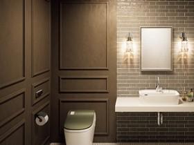 フレンチオリーブ 施工イメージ アラウーノ L150シリーズ トイレ Panasonic