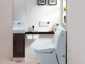 コフレルスリム 壁付 手洗いキャビネット トイレ LIXIL