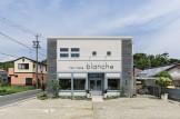 リニューアル 店舗改装 美容院 blanche APOA