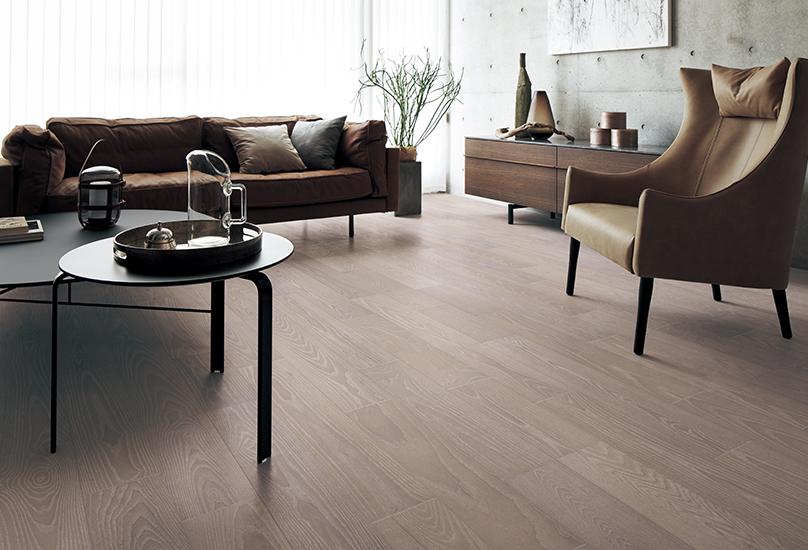 施工イメージ ベリティスフロアーWクラフト 木質床材 Panasonic