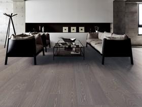 施工イメージ グレージュ ベリティスフロアーWクラフト 木質床材 Panasonic