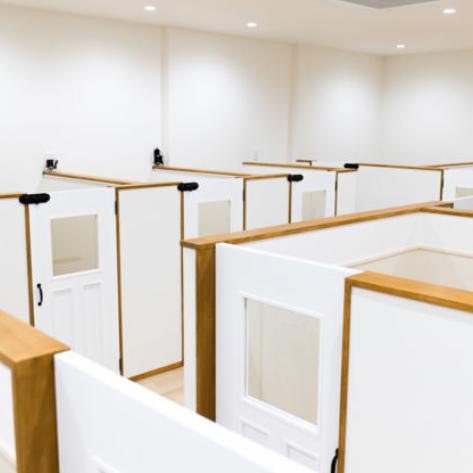 chacha ペットホテル 店舗改装 三重県伊勢市 APOA