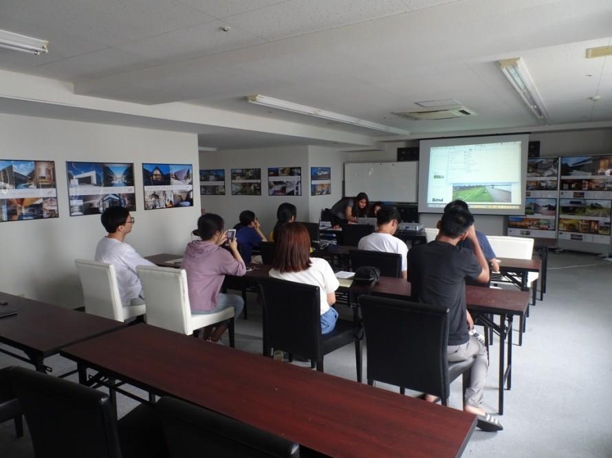 サマーワークショップ2019 アジア建築学生 三重県津市 ASJ APOA STUDIO