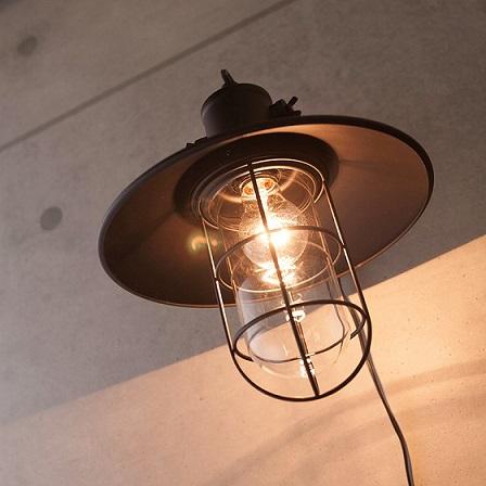 インダストリアル ブラケット2 照明 APOA