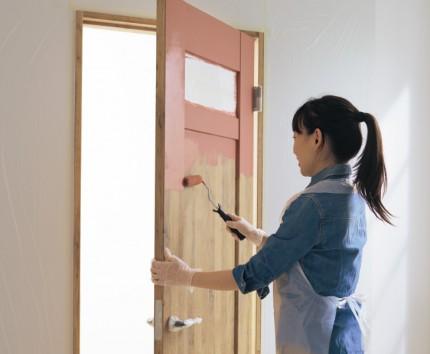 ペインティング ベリティスクラフトレーベル 建具 室内ドア Panasonic