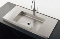 洗面ボウル シンプルでかっこいいステンレス bj016 APOAショップ