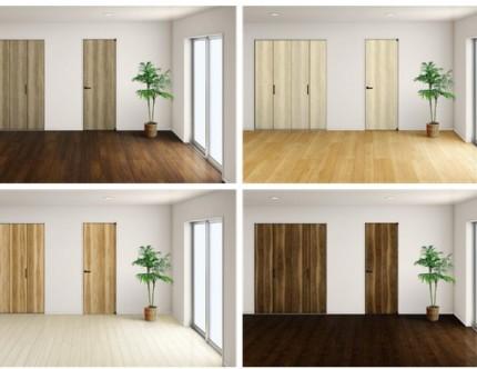 ラフォレスタF 室内建具 フローリング 木質インテリア建材 YKKap