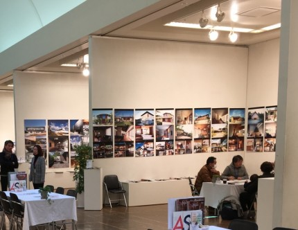 ASJ 建築家展3 APOA STUDIOイベント 190125