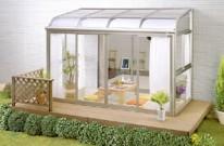 ガーデンルーム トステム ほせるんですⅡ APOA 三重県津市