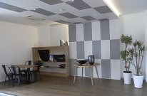 APOA 事務所 店舗 改装工事 店舗設計 リフォーム