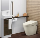 コフレル 手洗いキャビネット トイレ LIXIL