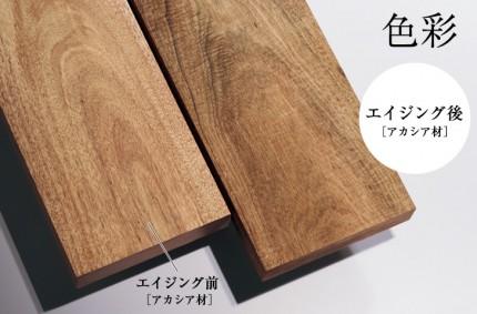 エイジング技術 色彩 ベリティスフロアーWクラフト 床材 Panasonic