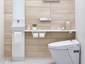 コフレルスリム 埋込 手洗いキャビネット トイレ LIXIL