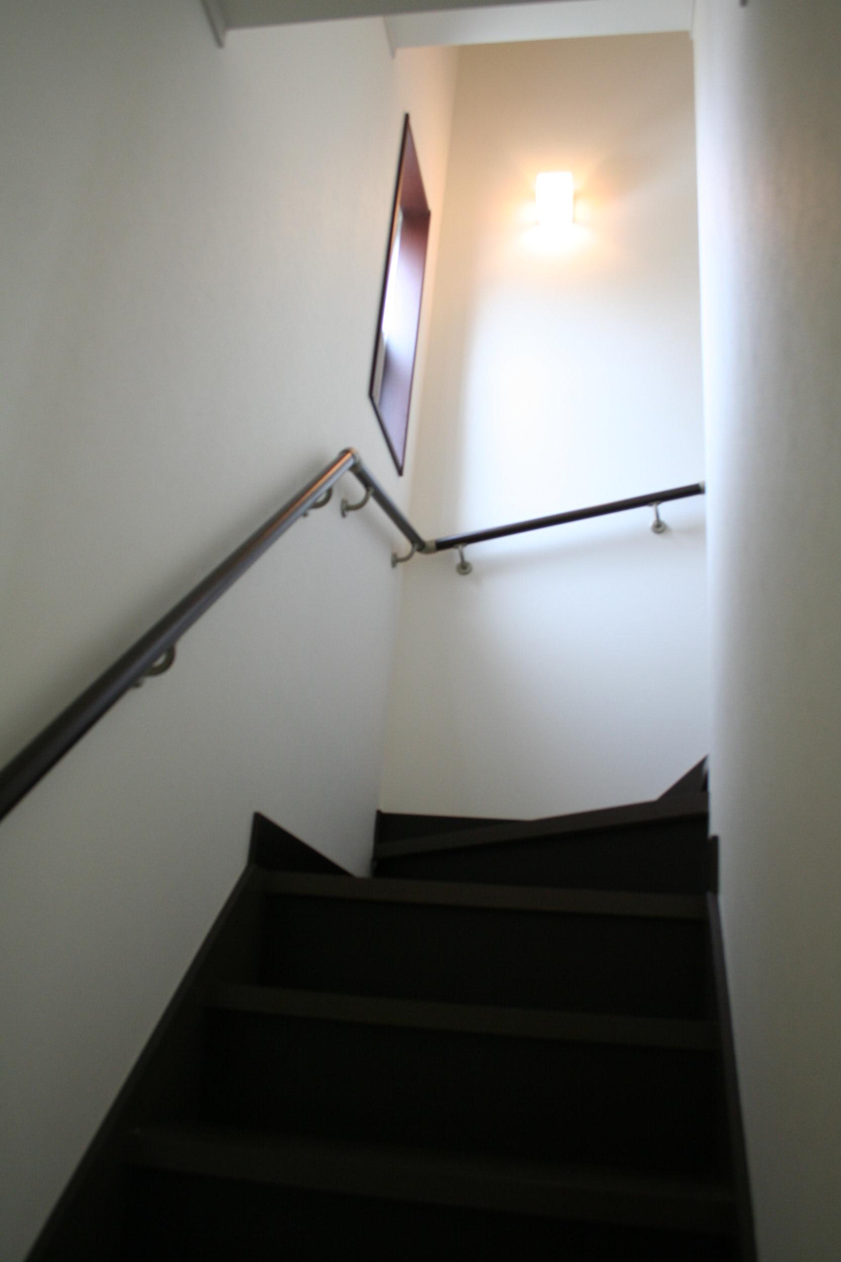 階段 シンプルモダン