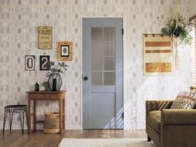 ブルーグレーオーク ベリティスクラフトレーベル 建具 室内ドア Panasonic