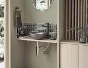 施工イメージ どこでも手洗 手洗カウンター LIXIL