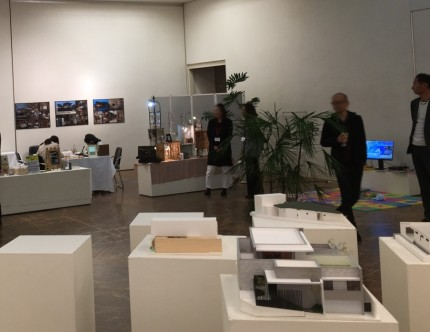 ASJ 建築家展1-2 APOA STUDIOイベント 190125