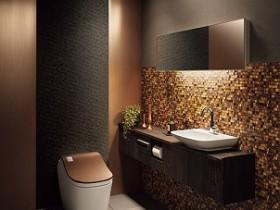 銅 施工イメージ アラウーノ L150シリーズ トイレ Panasonic