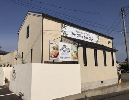 三重県松阪市下村町にオープンした、パンケーキが自慢のカフェ。