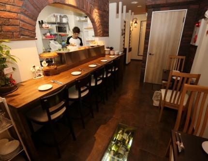 カウンターレストラン 居酒屋