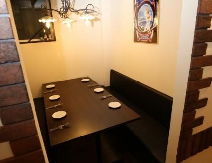 個室 レストラン ピザ