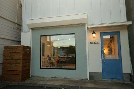 ELL&IL 美容院 三重県津市栄町 APOA