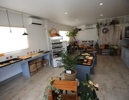 店舗改装 内装 三重県松阪市 とよはら APOA
