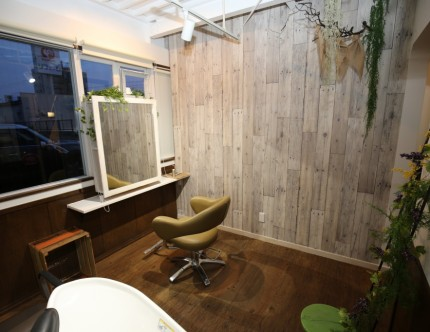 デザイン美容室