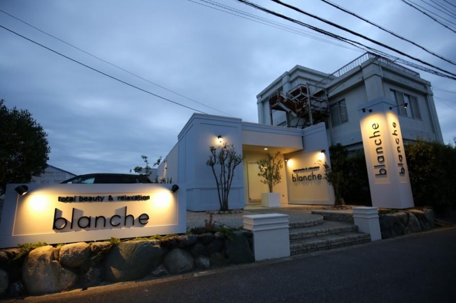 【blanche】ブランシェ様、三重県津市