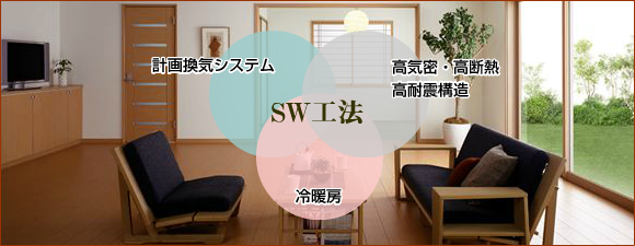 SW 三つのアプローチ