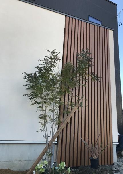 愛知県清須市の家、エクステリア