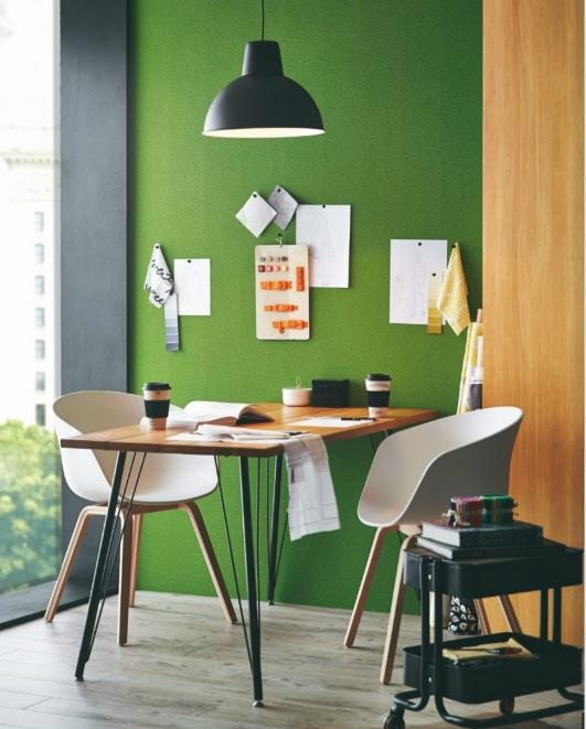 サンフォームグリーン クロス 掲示板用壁紙材 サンゲツ