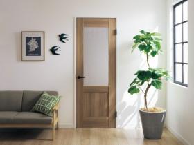 グレージュウォールナット ベリティスクラフトレーベル 建具 室内ドア Panasonic