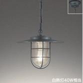 ポーチライト インダストリアル ODELIC 照明