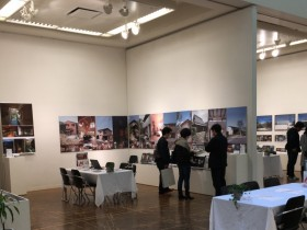ASJ 建築家展3-3 APOA STUDIOイベント 190125