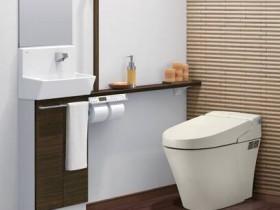 コフレルワイド 手洗いキャビネット トイレ LIXIL