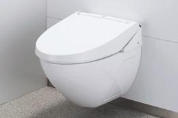 パブリック向けクイックタンク式壁掛便器 トイレ シンプルデザイン LIXIL