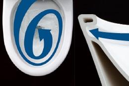 パブリック向けクイックタンク式壁掛便器 トイレ LIXIL