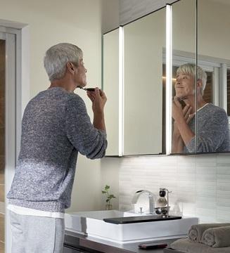 フェイスフルライト 洗面化粧室 ルミシス ベッセルタイプ LIXIL