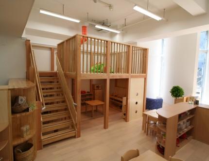 学校設計実績 遊具 木製家具
