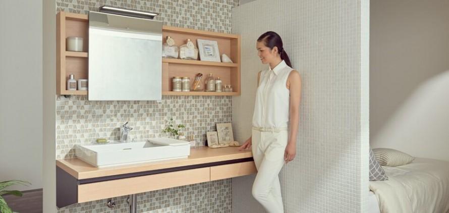 洗面化粧室 ルミシス ベッセルタイプ LIXIL