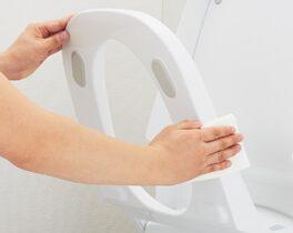 LIXIL サティス トイレ お掃除ラクラク