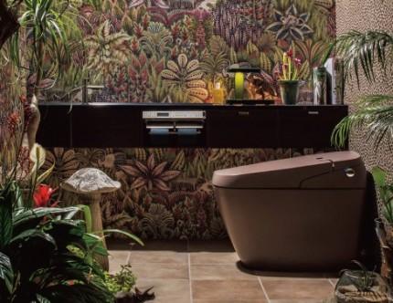 トイレデザイン satis jungle LIXIL APOA(アポア)名古屋