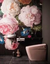 トイレデザイン satis pink LIXIL APOA(アポア) 名古屋